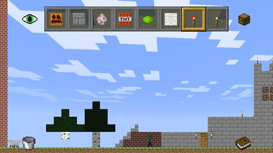 Скачать Minecraft - Pocket Edition [Мод: бессмертие] 1.1.4 ...