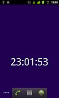 Screenshot of Color Time Live Wallpaper