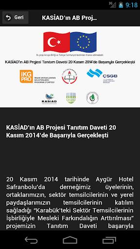 Karabük Kasiad TR