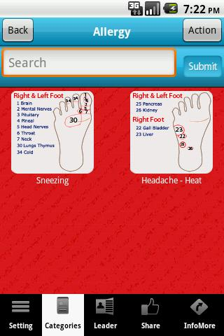 AcuPressure: Treat Yourself- screenshot