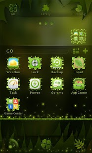 Firefly GO Launcher Theme- screenshot thumbnail