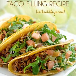 Homemade Beef Tacos