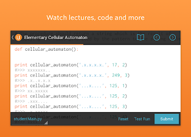 Udacity - Learn Programming Screenshot 3