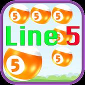 Lines 5 Color
