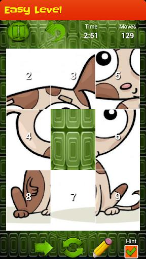 Animals Kids Puzzle