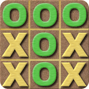 Tic Tac Toe (Another One!) Icon