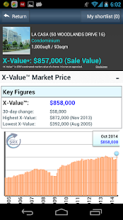 SRX Home Search- screenshot thumbnail