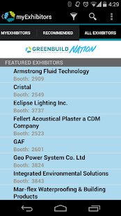 Greenbuild 2013 - screenshot thumbnail