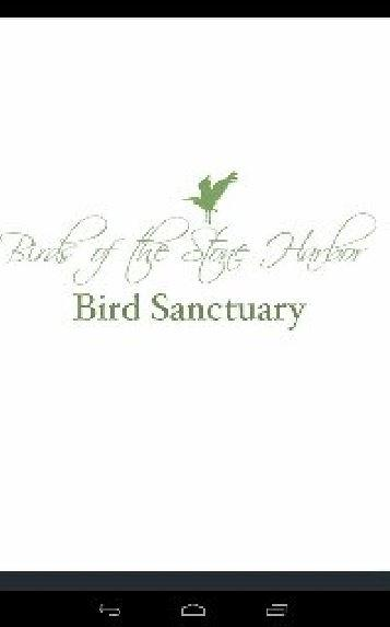 Stone Harbor Bird Sanctuary- screenshot