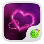 Amour Go Keyboard Theme 1.85.5.82 Apk