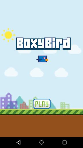 Boxy Bird