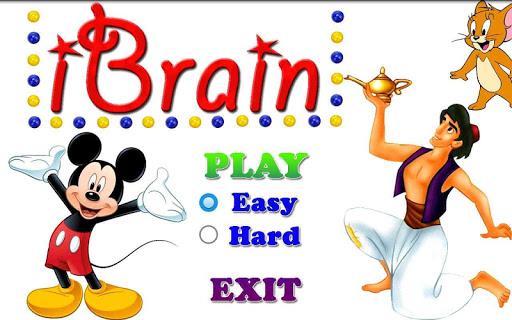 iBrain - Kids Memory Game