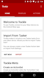 Tockle - screenshot thumbnail