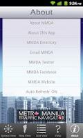 Screenshot of MMDA for Android™