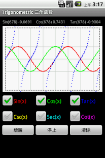 Trigonometric 三角函數 - screenshot thumbnail