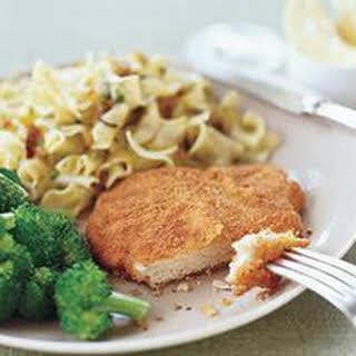 Schnitzel With Noodles Recipes.