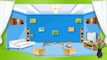 Screenshot of Trendy Room Escape