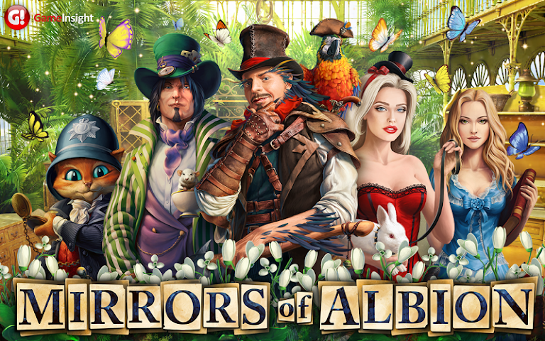 android Alice in the Mirrors of Albion Screenshot 16