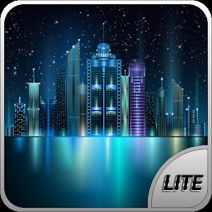 Space City Lite 3D LWP 個人化 App LOGO-APP試玩
