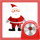 Santa Claus - GO Locker Theme icon