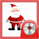 Santa Claus - GO Locker Theme