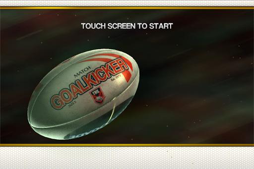 GoalKicker Rugby League