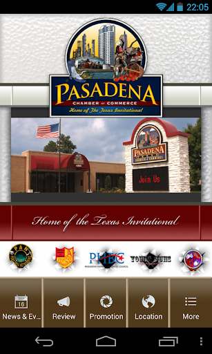 Pasadenda Chamber of Commerce