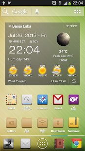 Elegance ADWTheme- screenshot thumbnail