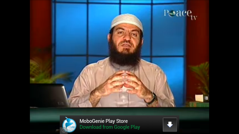 Peace Tv Eng Urdu Zakir Naik - screenshot