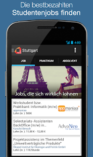Jobbox Job Search Student- screenshot thumbnail