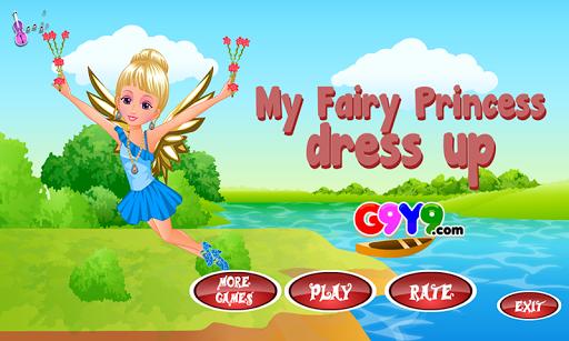 beautiful fairy princess