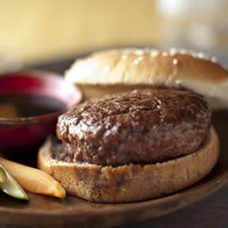 Teriyaki Burgers Recipe
