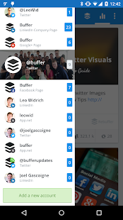 Buffer: Social Media, Twitter- screenshot thumbnail