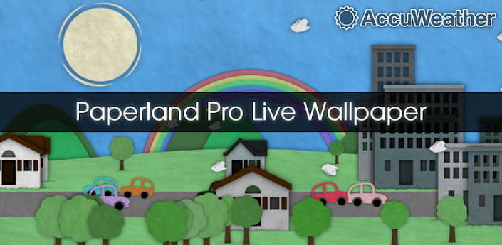 Paperland Pro Live Wallpaper