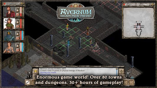 Avernum: Escape From the Pit v1.0.3 build 1421896031