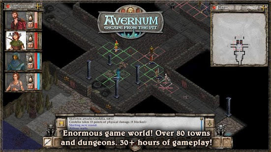 Avernum: Escape From the Pit Screenshot 8