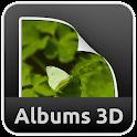 GT Photo Albums 3D Pro icon
