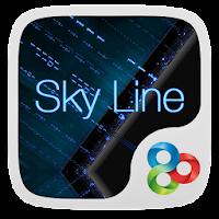 Skyline GO Launcher Theme 1.0