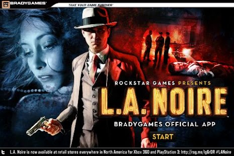 BradyGames Official L.A. Noire - screenshot thumbnail