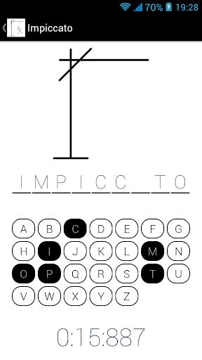 【免費拼字App】Impiccato-APP點子