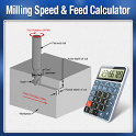 Milling Speed Feed Calculator icon