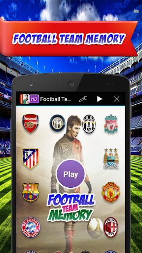 【免費解謎App】Football Team Memory-APP點子
