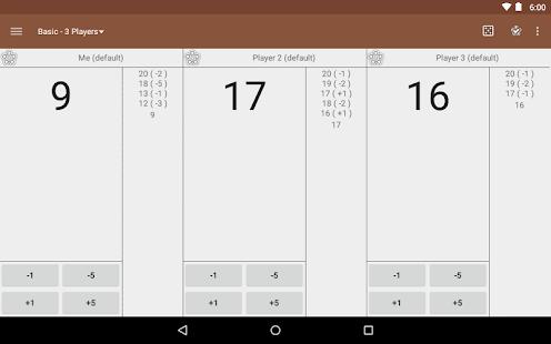 MTG Tracker & Life Counter - screenshot thumbnail