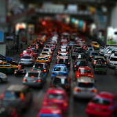Traffic Pulse Live Wallpaper
