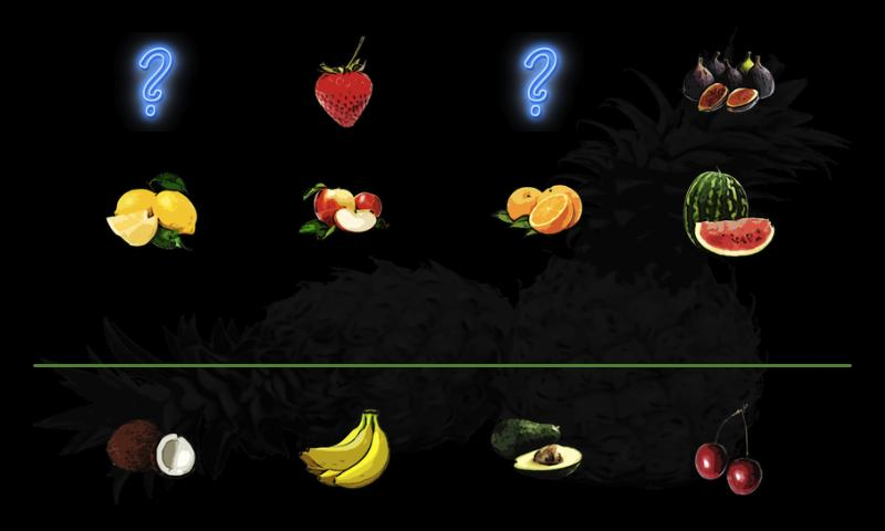 Fruity Glance Lite - screenshot