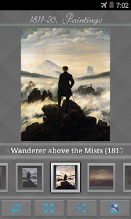 Caspar David Friedrich Art - screenshot thumbnail