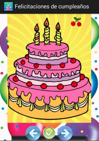 felicitaciones de cumplea os android apps on google play On ideas para felicitaciones de cumpleanos