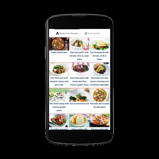 无麸质食谱|玩生活App免費|玩APPs