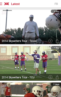 Big 12 Sports- screenshot thumbnail