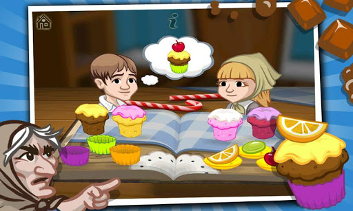 【免費書籍App】Grimm's Hansel and Gretel-APP點子
